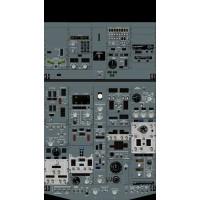 ZIBO mod 737-800 Overhead panel